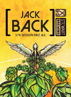 Jack Back Pale Ale