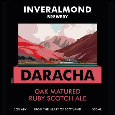 Logo of Daracha Ruby Scottish Ale from