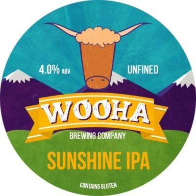 Wooha Sunshine IPA